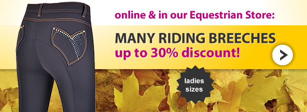 Riding Breeches up to 30%!