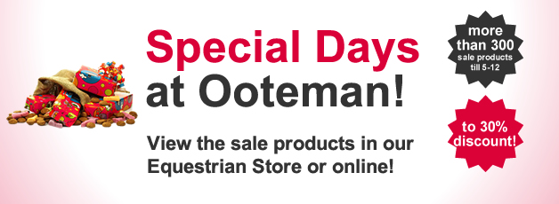 Special Days at Ooteman!