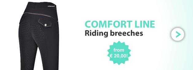 Comfort Line Riding Breeches