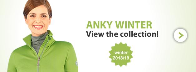 Anky Winter 2018 2019 at Ooteman!