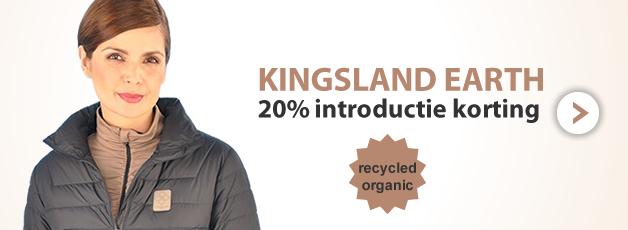 Kingsland Earth bij Ooteman!