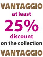 Vantaggio at least 25% discount!