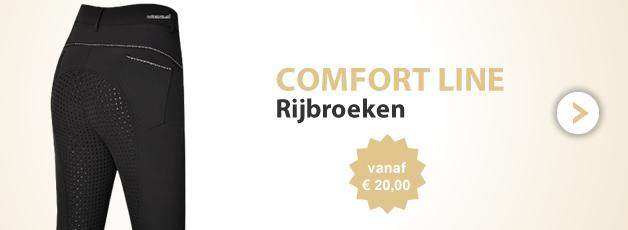 Comfort Line Rijbroeken