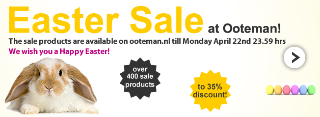 Easter Sale at Ooteman!