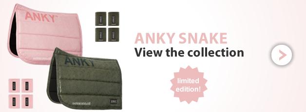 Limited! Anky Snake