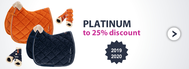 Eskadron Platinum to 25% discount