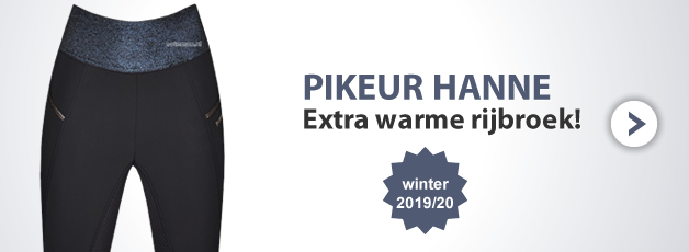 Pikeur Rijbroek Winter