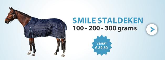Smile Staldekens bij Ooteman
