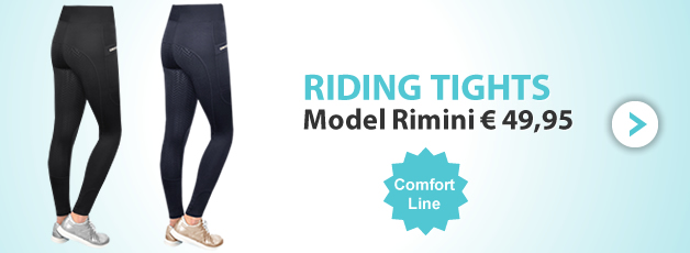 Comfort Line Riding Tights now € 49,95