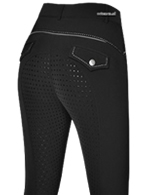 Comfort Line Breeches Inspire Black & Navy