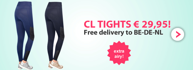 Comfort Line Riding Tights now € 29,95