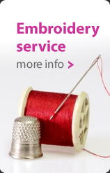 Ooteman Embroidery Service