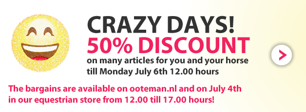 Crazy Days at Ooteman!