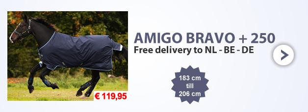 Amigo Bravo Medium Navy now € 119,95