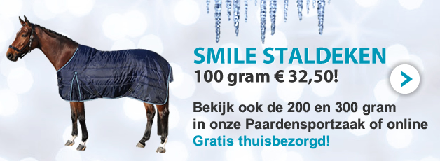 Smile Staldekens v.a. € 32,50