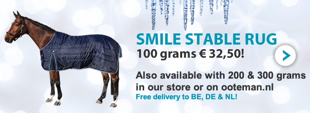 Smile Stable Rugs now from € 32,50