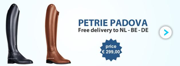 Petrie Riding Boots Padova