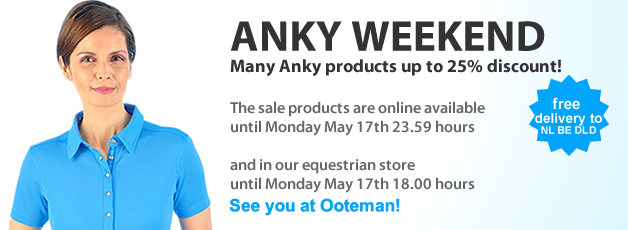 Anky Weekend at Ooteman
