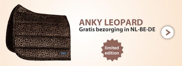 Nieuw! Anky Leopard Copper