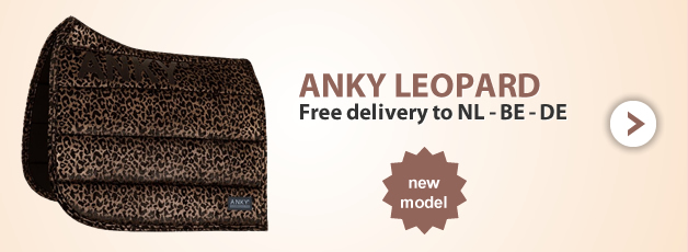 New! Anky Leopard Copper