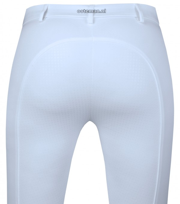 pikeur riding breeches lucinda grip white ooteman equestrian. Black Bedroom Furniture Sets. Home Design Ideas