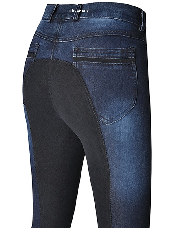 Comfort Line Riding Breeches Inverness Full Jeans Kids