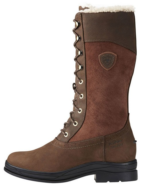 Ariat Outdoor Boots Wythburn H20 Java Ooteman Equestrian