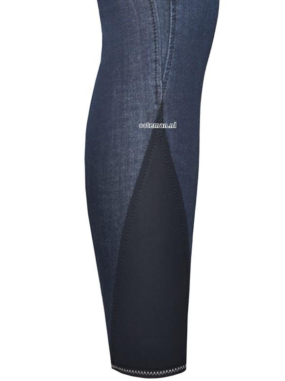 Pikeur Riding Breeches Janelle Jeans Full Grip Denim