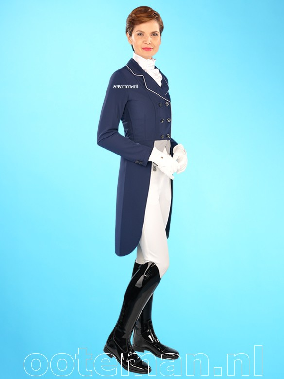 Kentucky Dressage Tailcoat St George Navy Ooteman