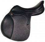 Prestige Jumping Saddle Versailles D Black