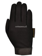 Comfort Line Riding Gloves Cotton Black