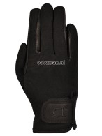 Comfort Line Riding Gloves Comfy Black