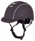 BR Riding Helmet Viper Patron Black
