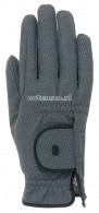 Roeckl Riding Gloves Grip Anthracite