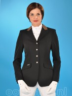 Pikeur Competition Jacket Epsom Duo Black