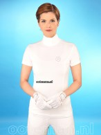 Anky Competition Shirt ATP13201 White