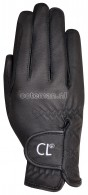 Comfort Line Riding Gloves Classic Black