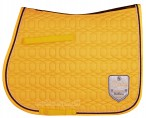 BR Saddle Pad Passion Silvia Golden Sun