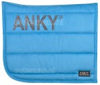 Anky Saddle Pad Jeanne Blue Winter 2016
