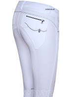 Animo Riding Breeches Notil Bianco