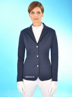 Animo Competition Jacket Larin Blue Navy