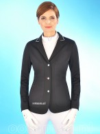 Animo Competition Jacket Lora Nero