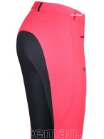 Eurostar Riding Breeches Carina Full Grip Lychee