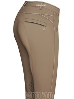 Eurostar Riding Breeches Energy Slim Grip Tundra