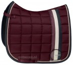 Eskadron Saddle Pad Big Square Cotton Blackberry