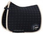 Eskadron Saddle Pad Cotton Crystal Dark Navy