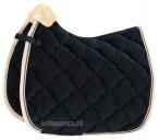 Eskadron Saddle Pad Velvet Crystal Dark Navy