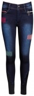 Harry's Horse Riding Breeches LouLou Selsey Grip Denim