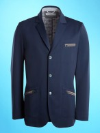 Animo Competition Jacket Inuki Blue Navy
