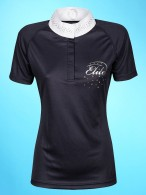 Harry's Horse Competition Shirt Elite Crystal Navy